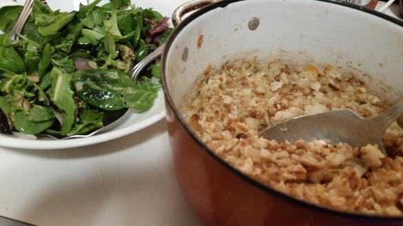 Salad and casserole 3