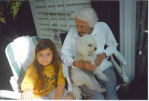 Grammy and Emilia 04