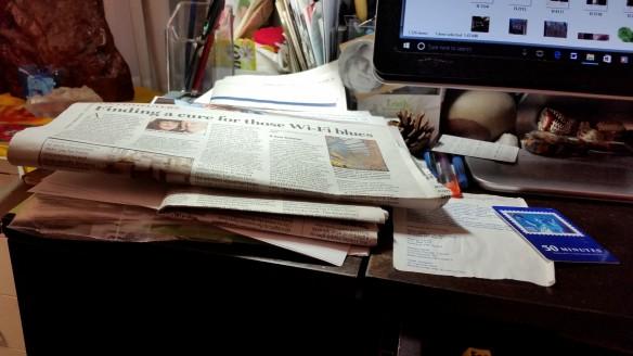 Tasha's desk 7-17