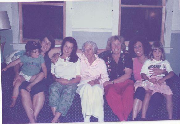 Family women 1989