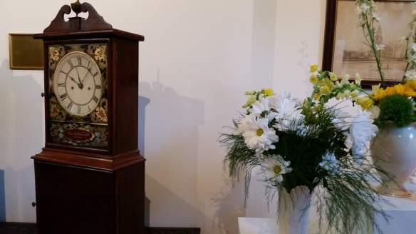 Clock Flowers 7