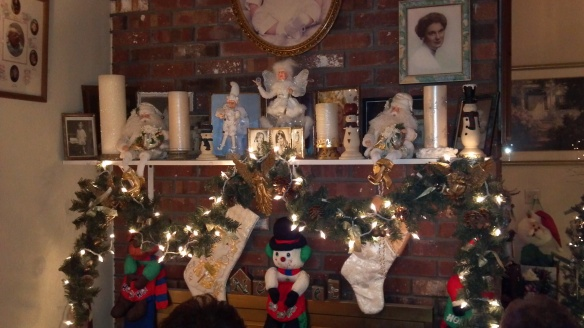 Deb's mantle
