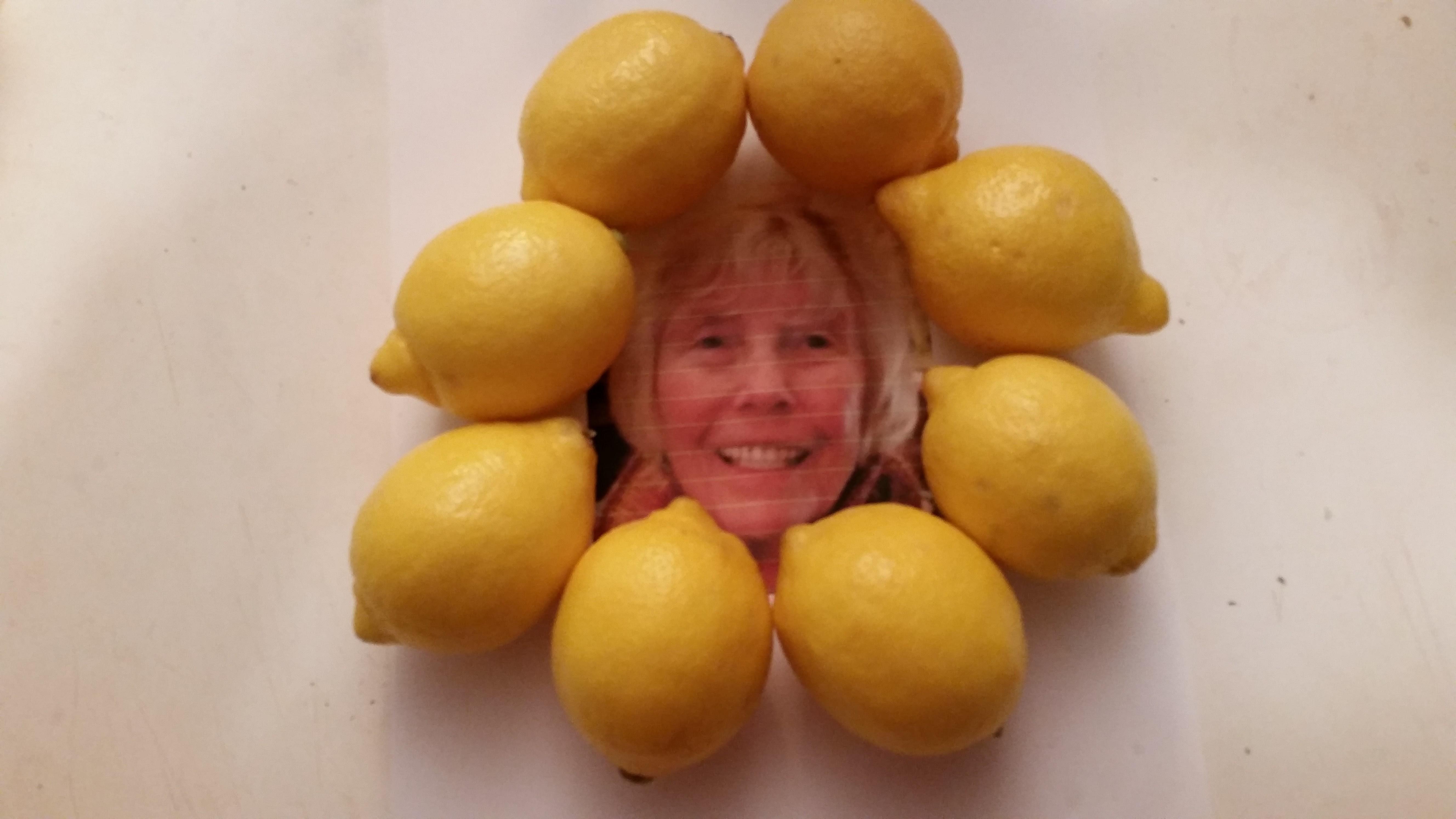Tasha and lemons 1